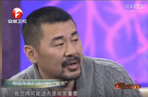 《说出你的故事》20140408 蔡少芬揭陈建斌耍大牌 吴奇隆肠子爆掉坚持拍戏   YouTube3