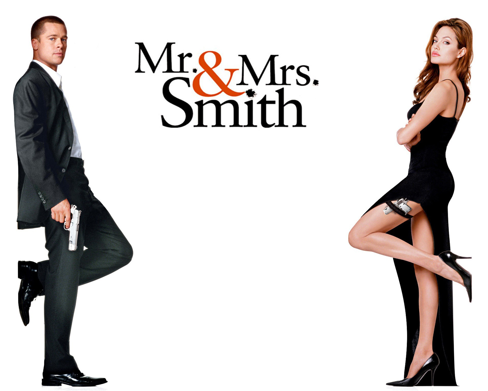Mr.&Mrs. スミス(Mr. & Mrs. Smith)
