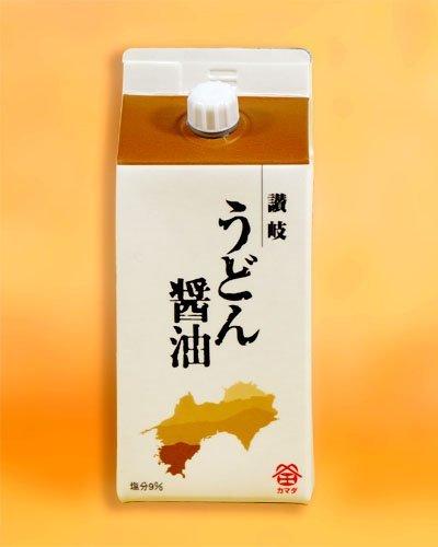 鎌田醤油 讃岐うどん醤油でぶっかけうどんがすぐにできる
