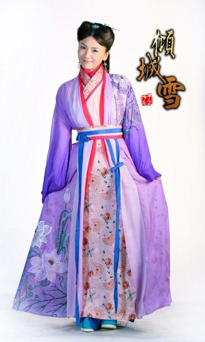 傾城の雪(中国ラブ史劇)