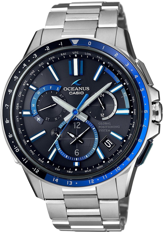 CASIO OCEANUS(カシオ・オシアナス)腕時計メンズウォッチ