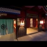 京都・東映太秦映画村-YouTube「ハッピー・アワー in 太秦」