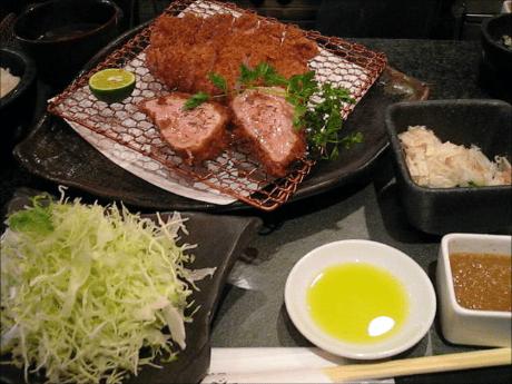 日本一のトンカツ マンジェ