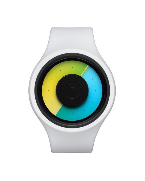 ZIIIRO ジーロ-色で時間を表すドイツの腕時計