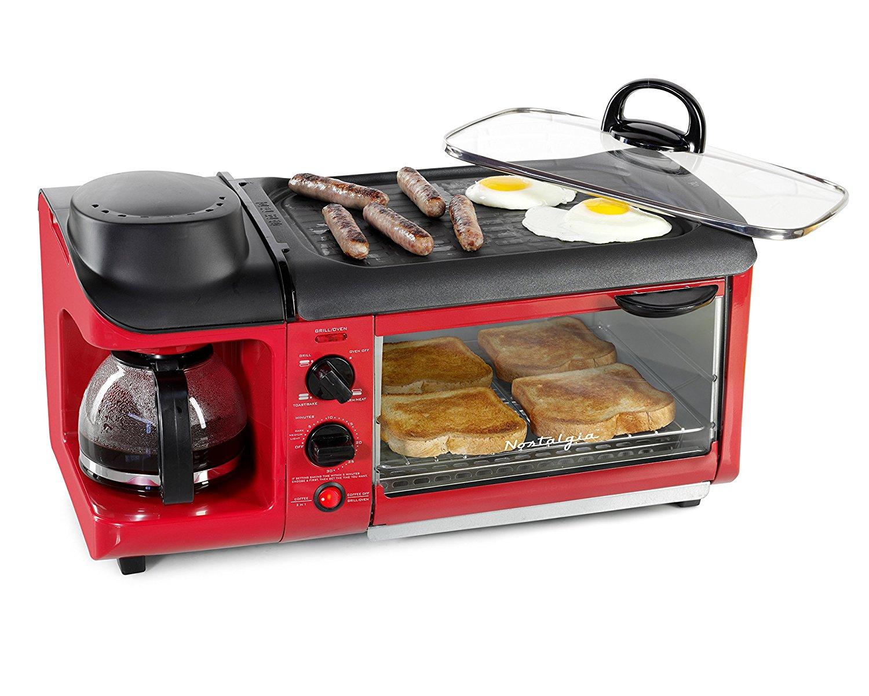 Breakfast Station-朝食がこの1台で・ホットドッグトースター