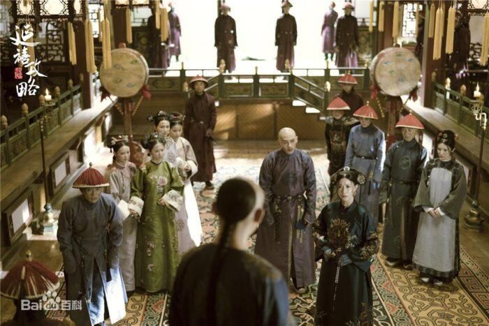 瓔珞<エイラク>〜紫禁城に燃ゆる逆襲の王妃〜(延禧攻略)